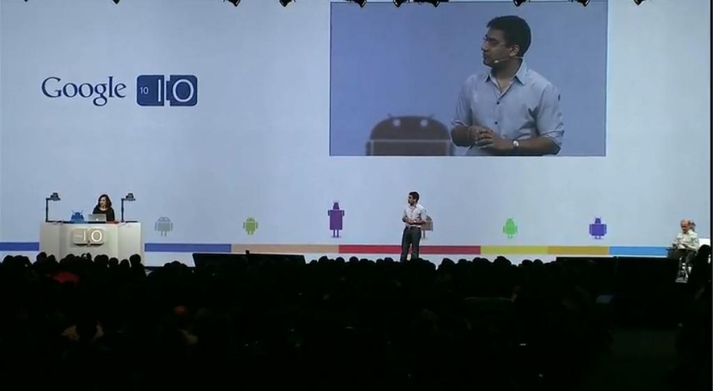 Google I/O 大會 : Google 確認推出 Google TV