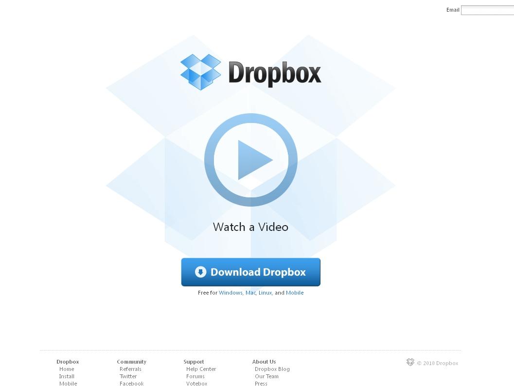 Dropbox 應用密技!(1)工作、檔案完全同步化