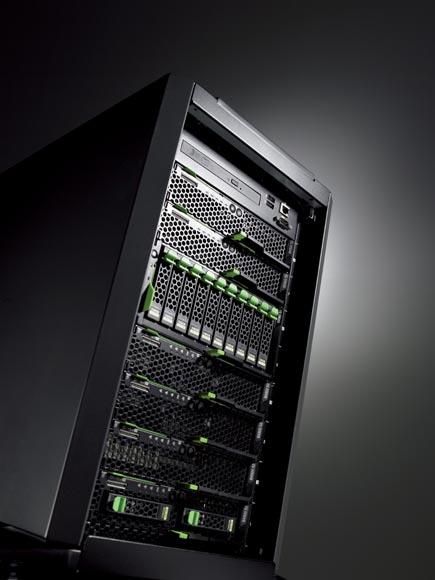Fujitsu(富士通)推出PRIMERGY BX400伺服器 為香港中型企業開闢刀片運算之路