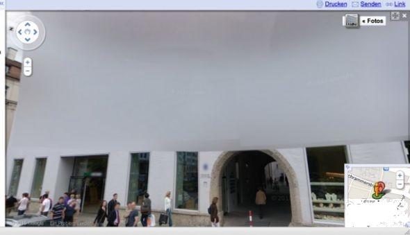 Google德國推出街景圖片模糊機制