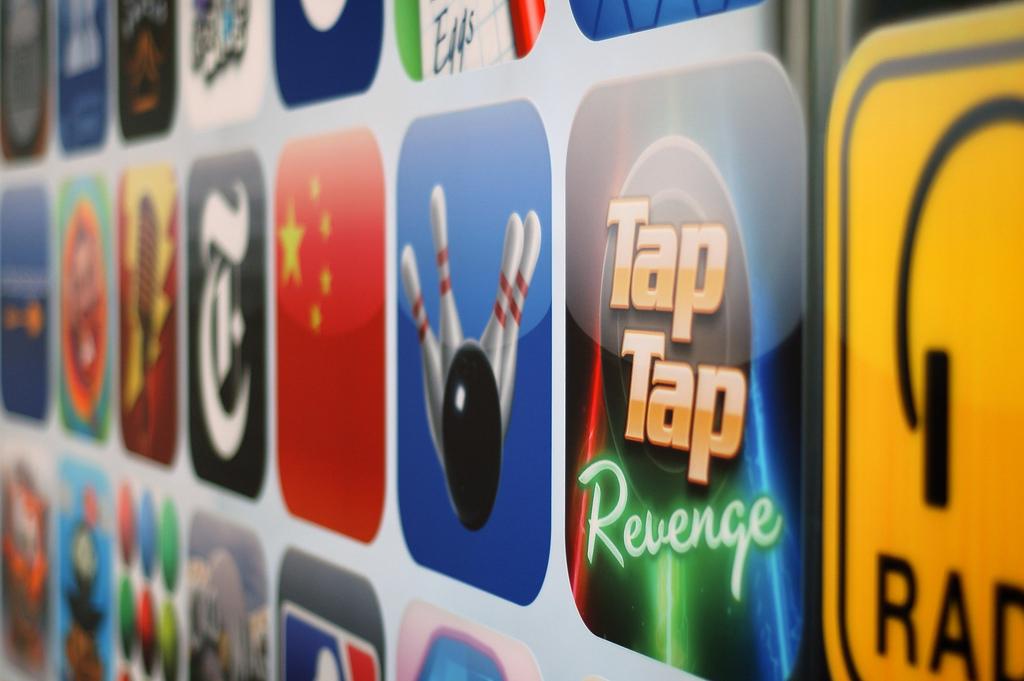 蘋果App store被指是盜版商店