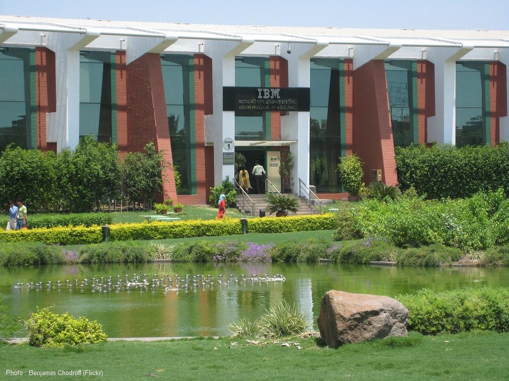 IBM 在印度開發就業平台助當地市民就業
