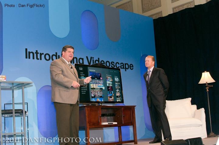 Cisco 以 9500 萬收購媒體技術供應商 Inlet