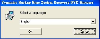 symantec backup exec system recovery 2010
