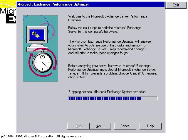 Exchange_instlalation
