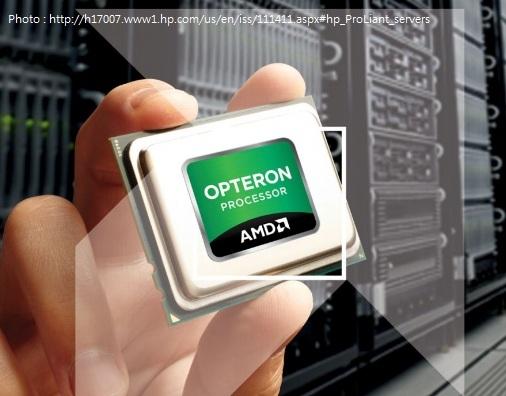 HP 推出 AMD 伺服器 – HP ProLiant G7