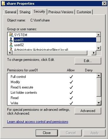 Microsoft File Server Migration Toolkit