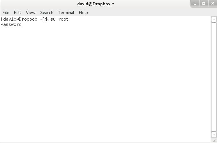 Dropbox install on Fedora