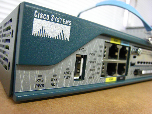 Cisco Router PAT/NAT Tutorial