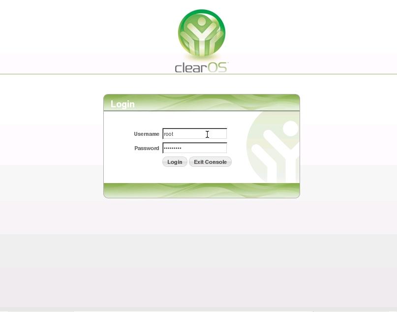 ClearOS Installation