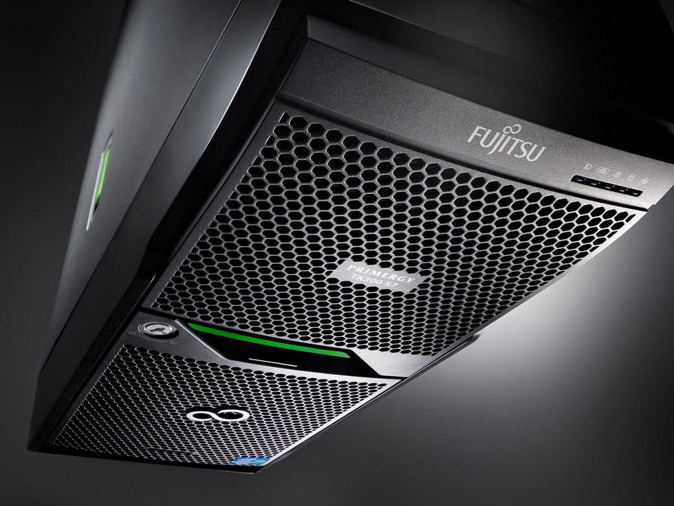 表現提升 70%!Fujitsu 新一代 PRIMERGY 雙插槽伺服器