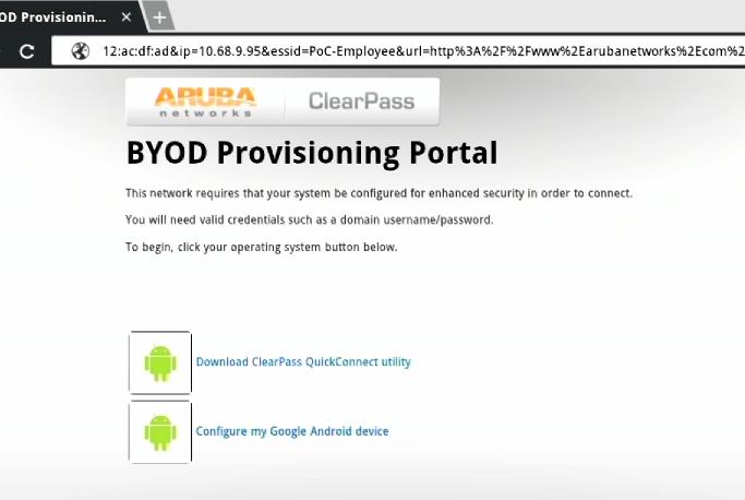 針對 BYOD 而設!支援各種移動平台的企業保安方案