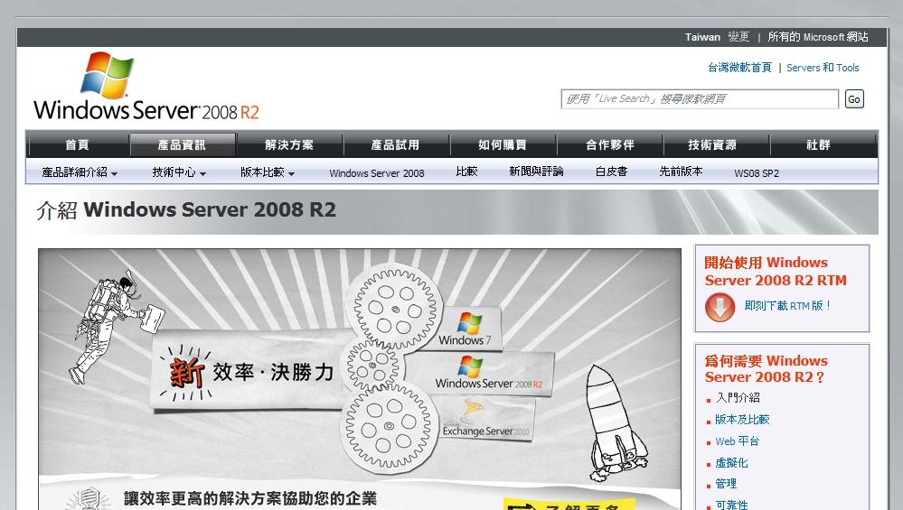 Windows 2008 R2 Terminal Services