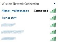 4ipnet Service Zone Testing