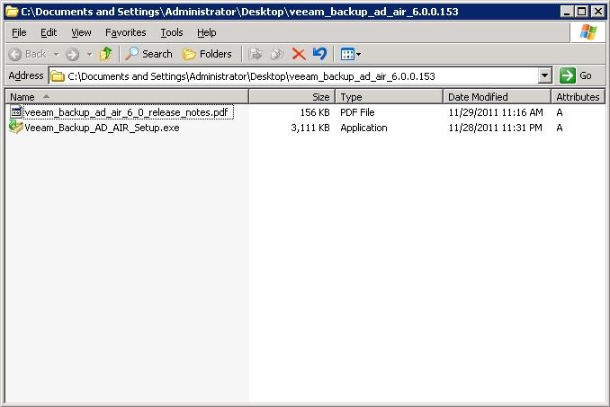 Veeam Backup & Replication Microsoft Active Direcory Restore Tutorial