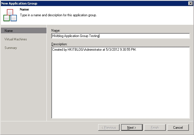 Veeam Backup & Replication Application Groups Tutorial