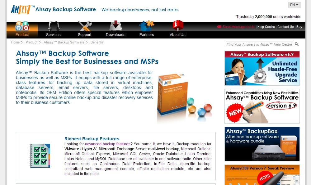 Ahsay_Backup_Software