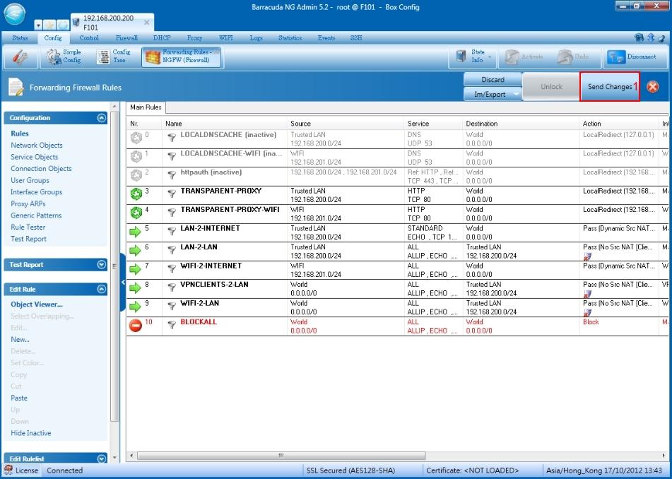 Barracuda Application Control