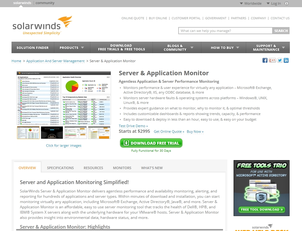 SolarWinds_Application_And_Server_Management