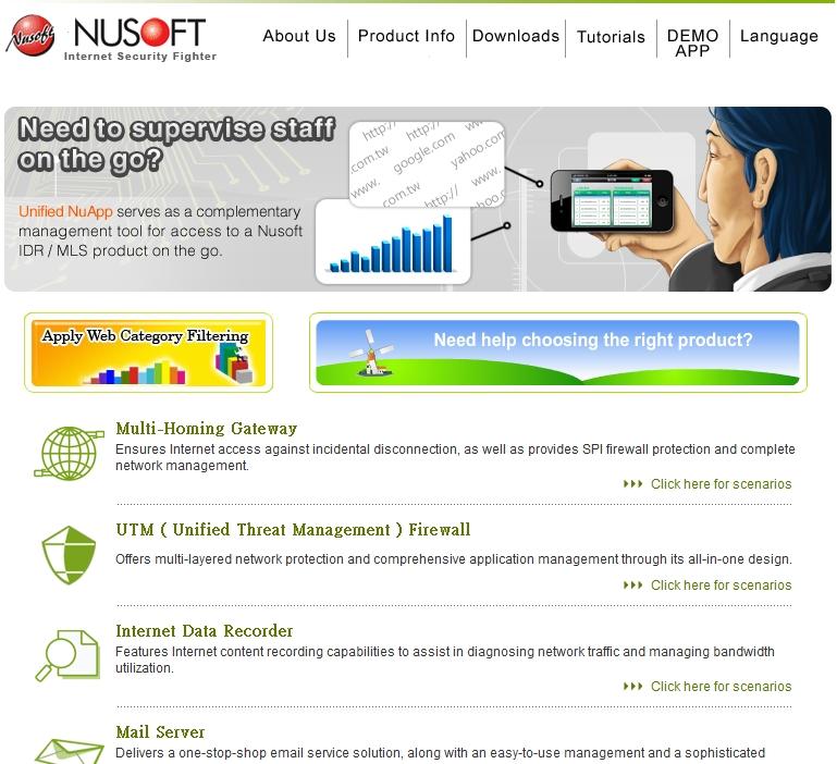 Nusoft_Internet_Data_Record