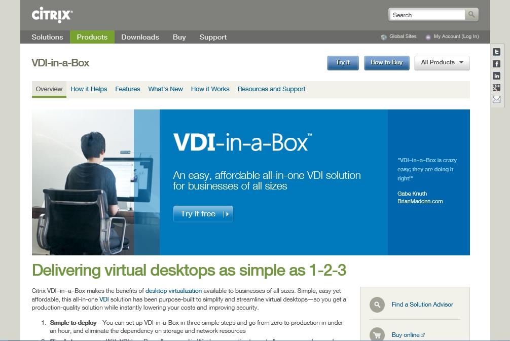 Citrix_VDI-in-a-Box_Introduction