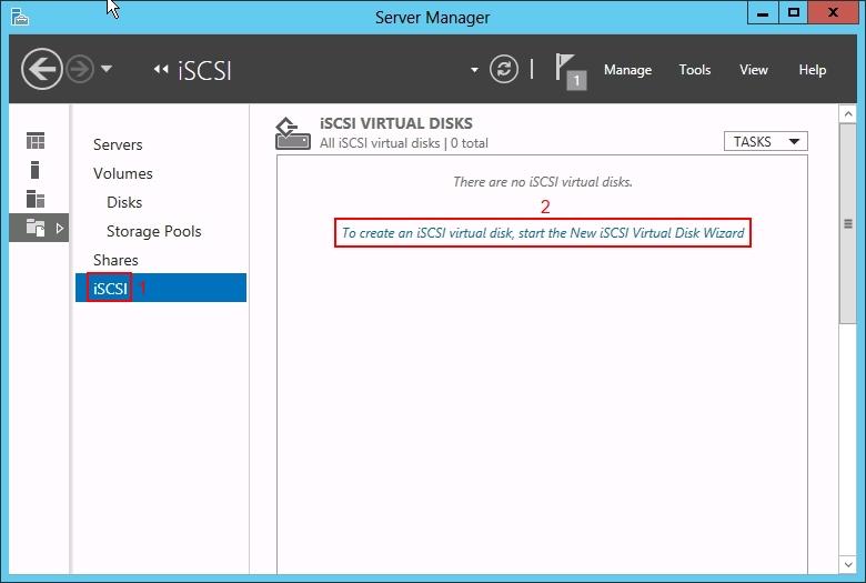 第九章) 安裝及設定Windows 2012 iSCSI Target - HKITBLOG