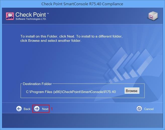 第四篇) Check Point Compliance Software Blade - Check Point