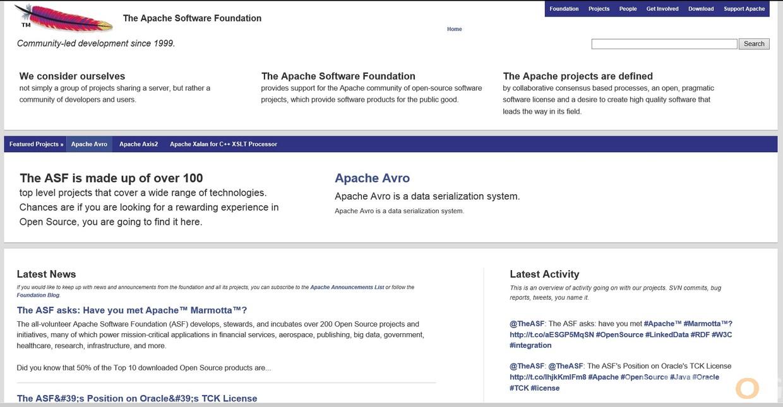 Apache Introduction