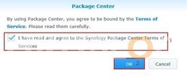 Synology Create HA