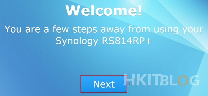 Synology Installation