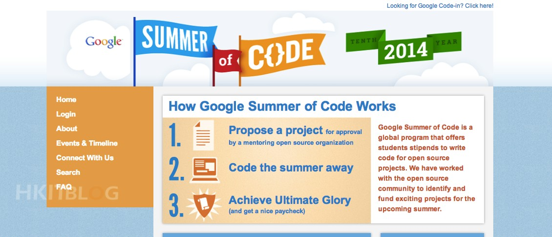 Google_Summer_of_Code_2014