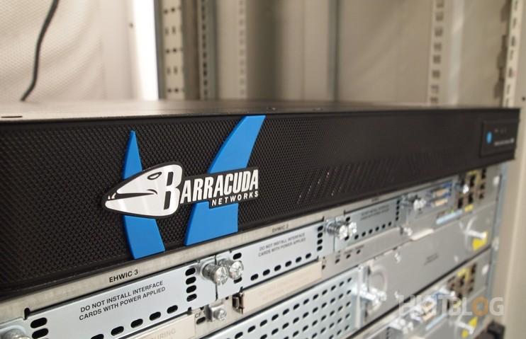 Barracuda Spam Firewall 400