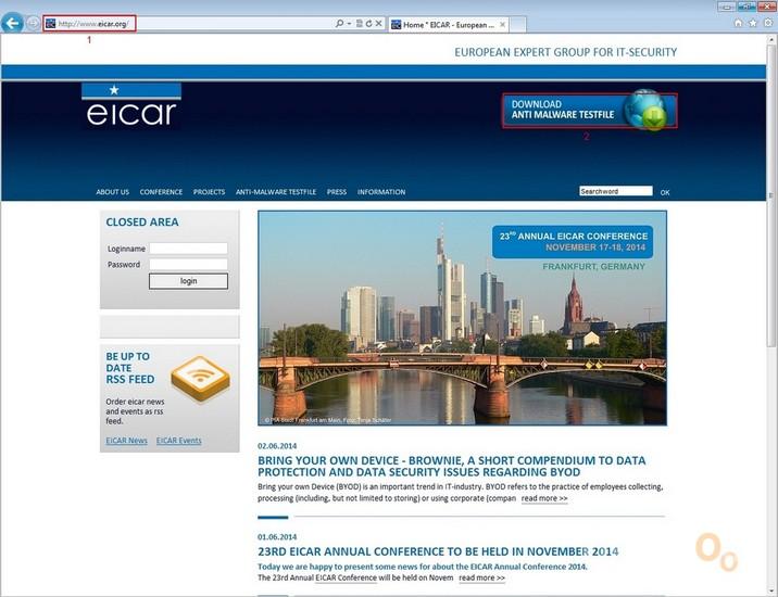 Barracuda Spam Firewall Virus Testing