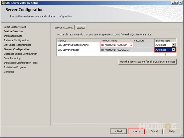 ObserveIT Enterprise Server Installation