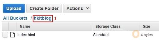 Amazon S3 Installation