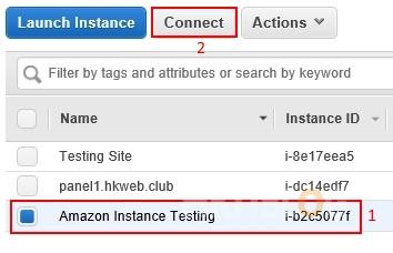 Amazon SSH Putty Setup 16