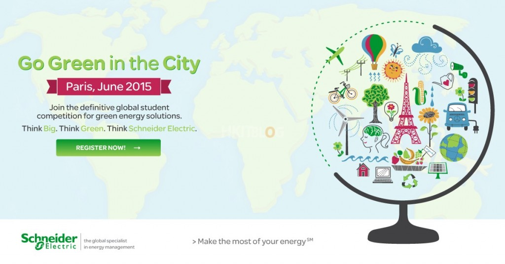 Schneider Electric Go Green in the City 2015 (2)