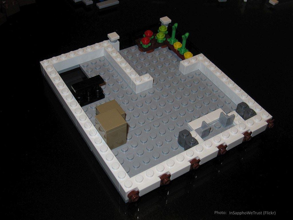 Lego Modular_InSapphoWeTrust