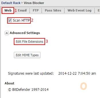 Virus Blocker