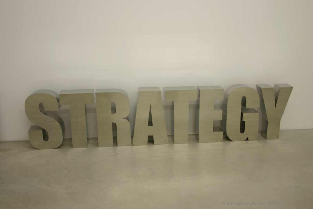 Strategy_David Kjelkerud