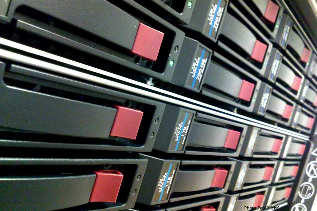 storage array_Pete
