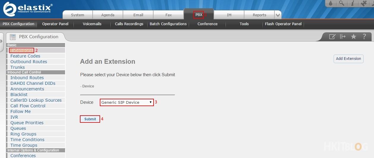 Elastix 2.5 Create Extension
