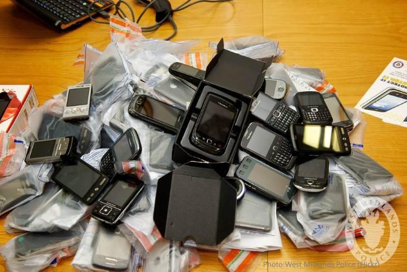 lost phone_West Midlands Police