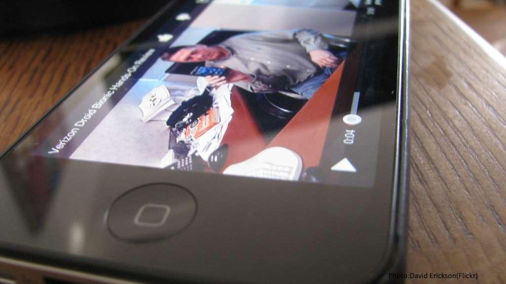 mobile video_David Erickson