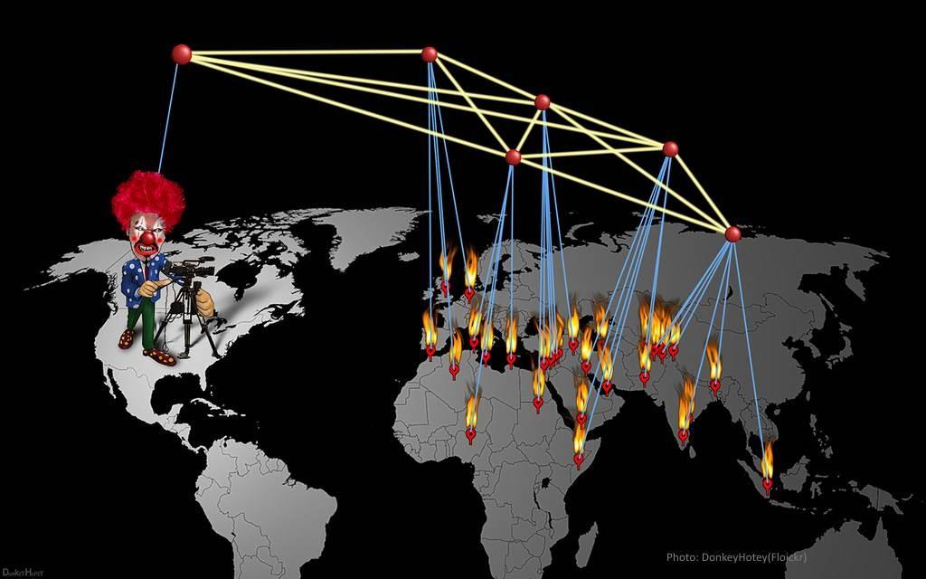 network attack_DonkeyHotey