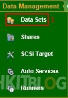 NexentaStor HA Cluster iSCSI Target