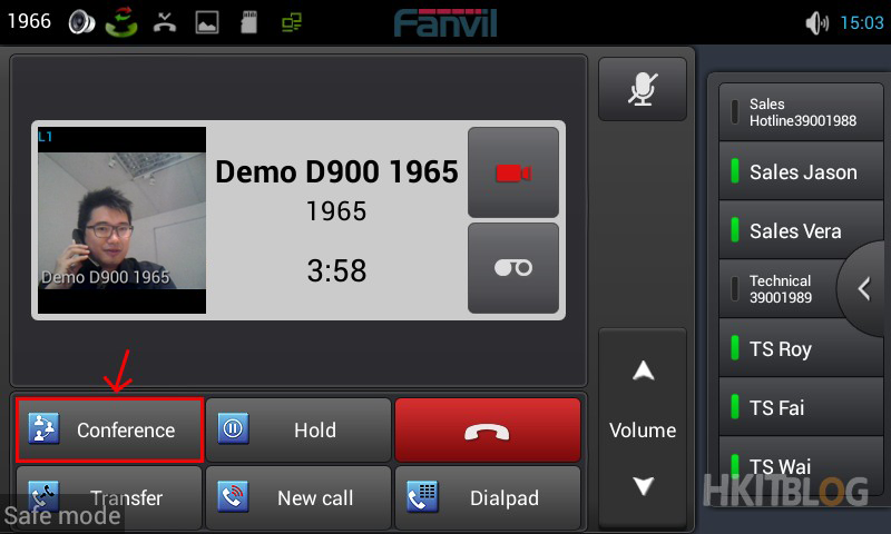Fanvil Video Conference