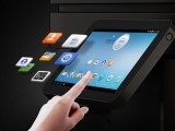 [更新讀者報料] 一秒 Scan 兩頁:企業級打印機採用 Android 系統更易上手