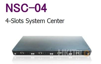 NTS System Center 4-slots