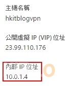 Microsoft Azure Point to Site VPN access VM